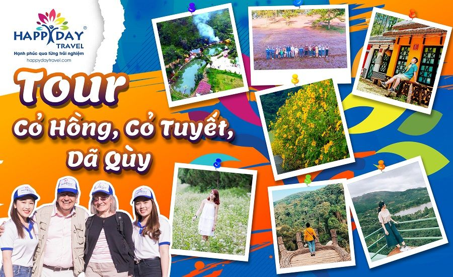 tour co hong da lat